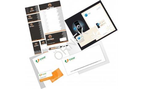 Zarf-Antetli-Kalem - CD Kılıfı Tasarımlarımız